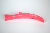 "Big Game Lure - 6 1/2"" Neon Hot Pink"